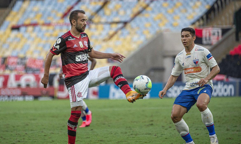 brasileiro:-no-reencontro-de-ceni-com-fortaleza,-flamengo-quer-vitoria