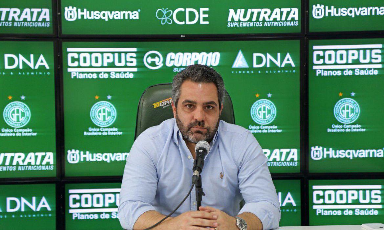 presidente-do-guarani-elogia-time,-que-desfalcado-perdeu-de-goleada