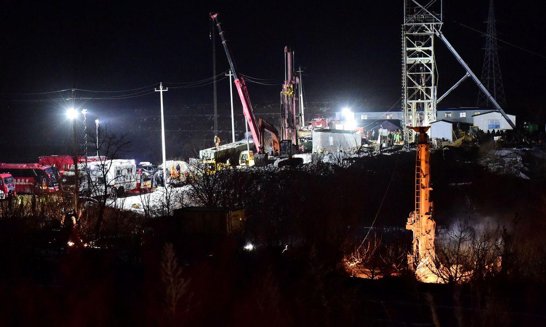 china-confirma-dez-mortos,-um-desaparecido-e-outros-resgatados-em-mina