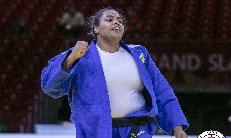 judo:-maria-suelen-fatura-primeira-medalha-do-brasil-em-2021