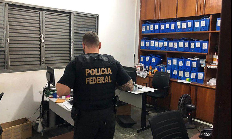 pf-faz-operacao-para-desarticular-esquema-de-fraudes-no-inss
