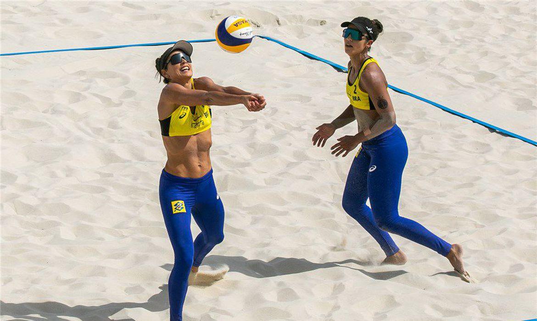 volei-de-praia:-duplas-brasileiras-avancam-as-oitavas-no-catar