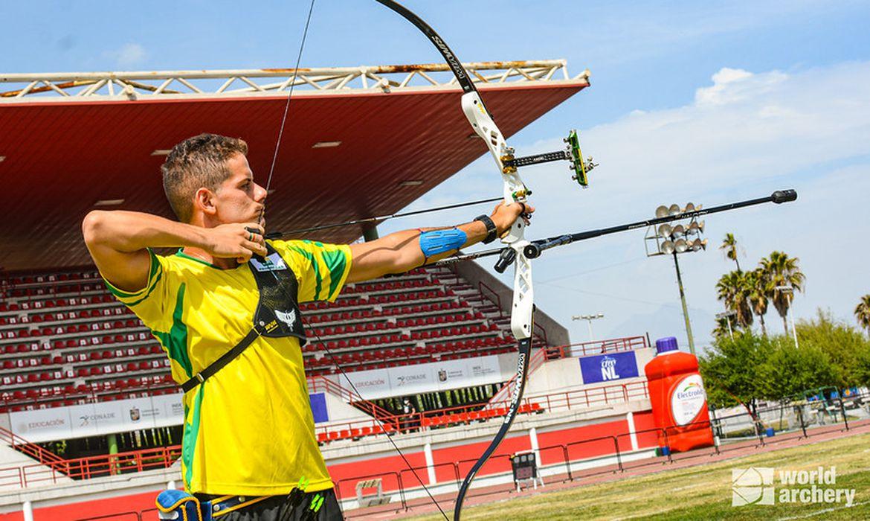 brasil-termina-pan-de-tiro-com-arco-com-vaga-olimpica-e-cinco-podios