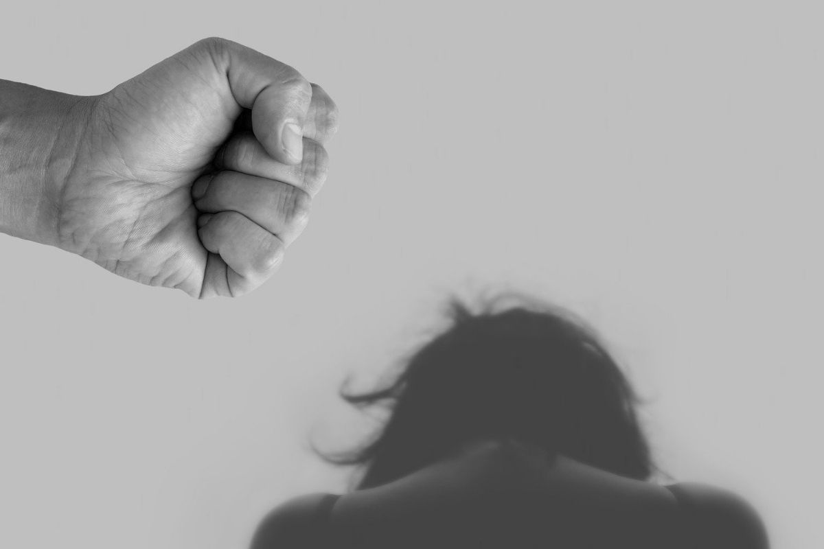 1 a cada 4 mulheres no Brasil já sofrerem violência doméstica