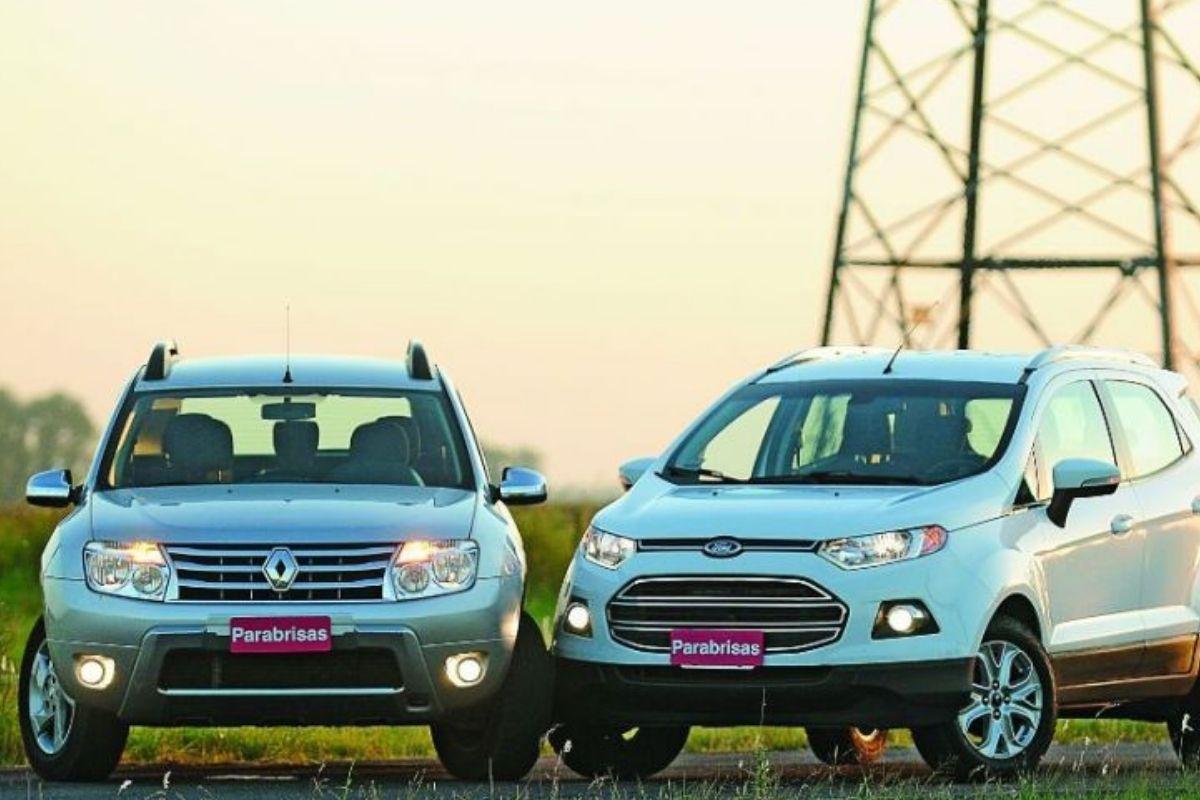 Renault envia mensagem à rival Ford