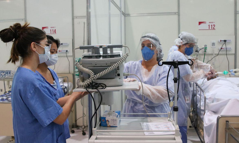 pandemia-aumentou-estresse-em-profissionais-de-saude,-afirma-pesquisa