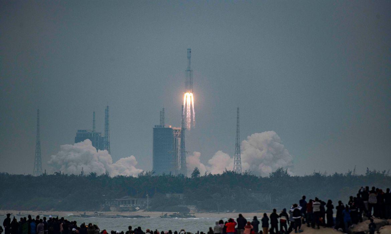 china-lanca-modulo-principal-da-sua-1a-estacao-espacial-permanente