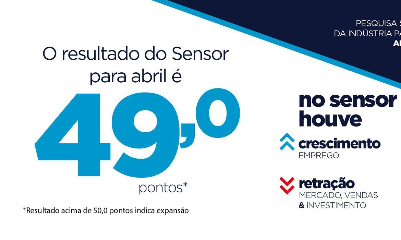 atividade-industrial-paulista-fechou-em-49-pontos-em-abril,-diz-fiesp