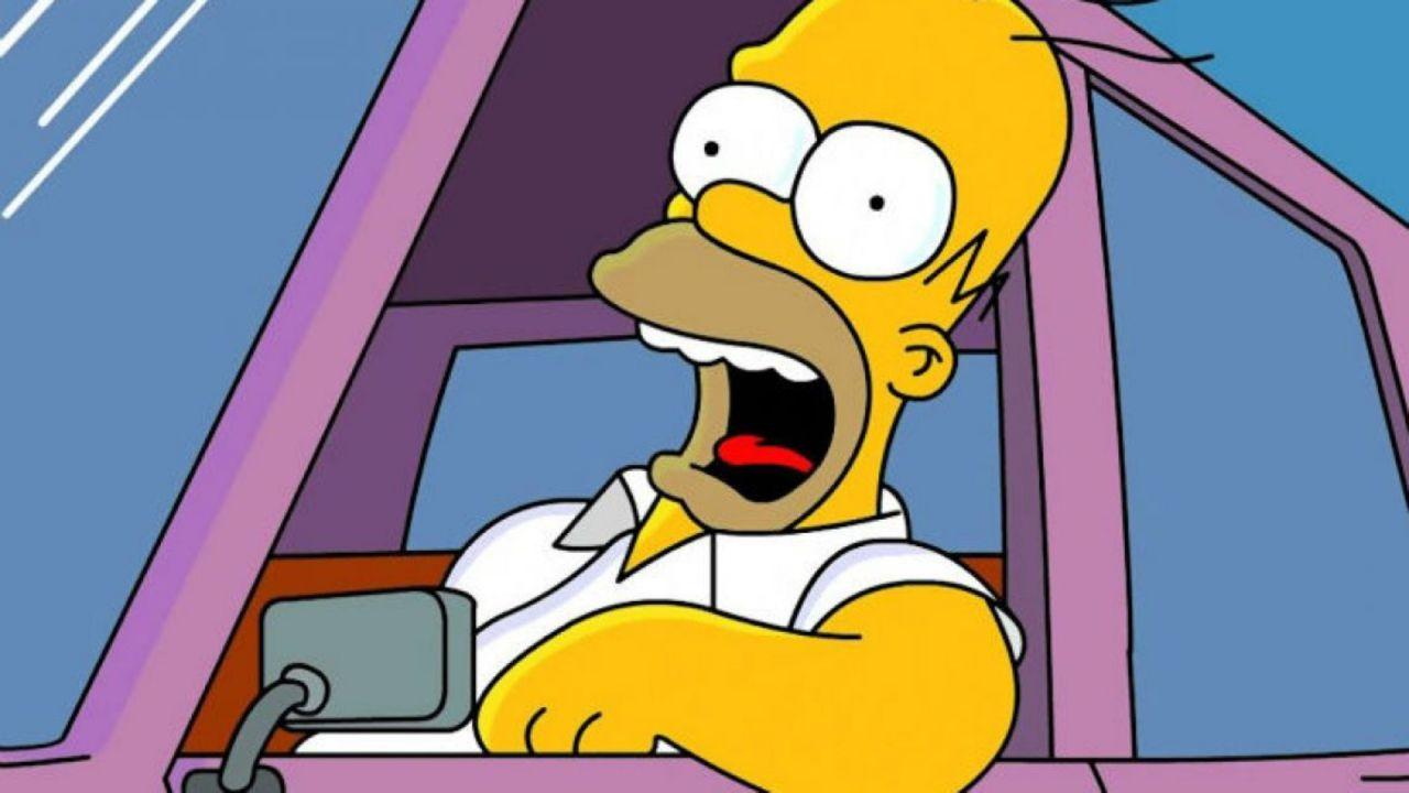 Qual o carro que o Homer Simpson dirige?