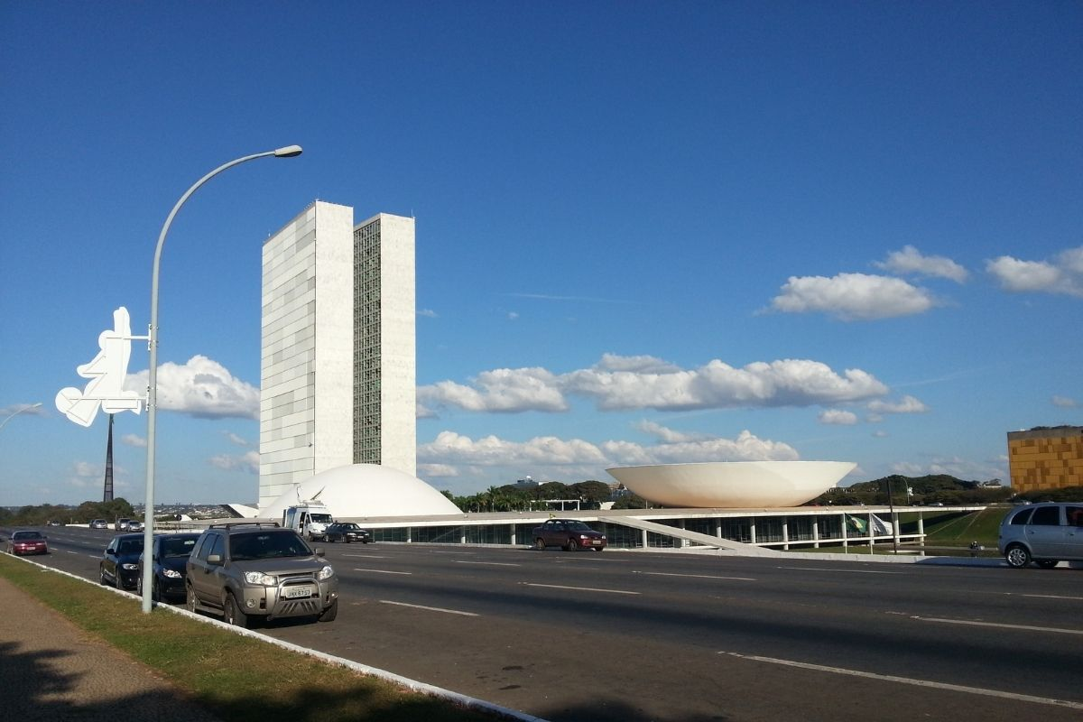 Brasília completa 61 anos