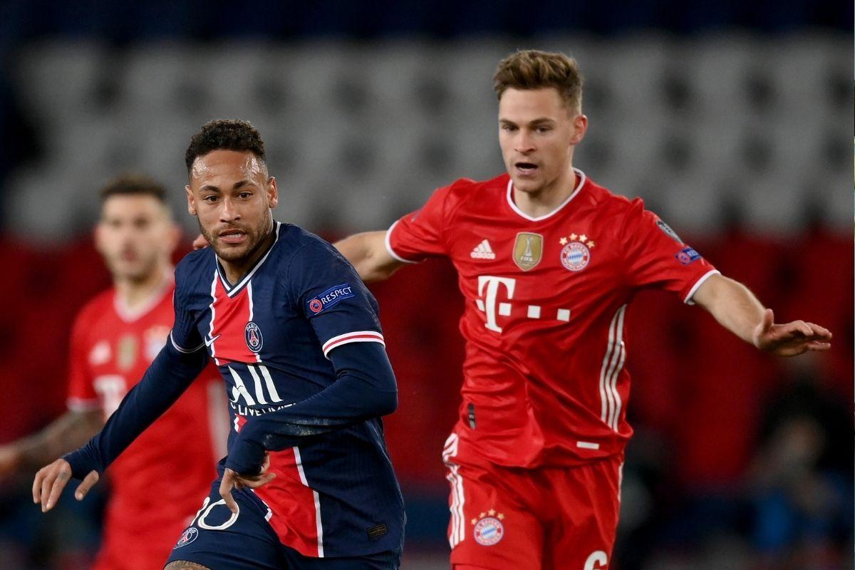 PSG segura Bayern de Munique e faz história na Champions League