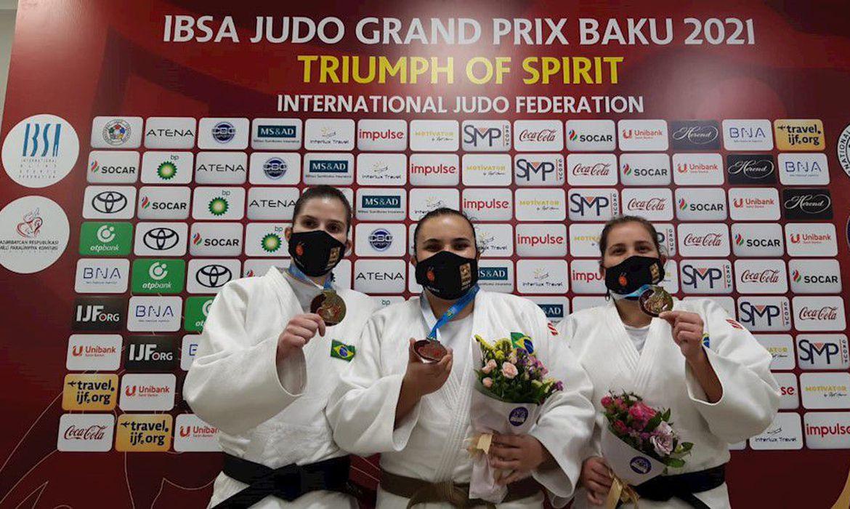 brasil-conquista-mais-2-ouros-e-1-bronze-no-judo-paralimpico,-em-baku