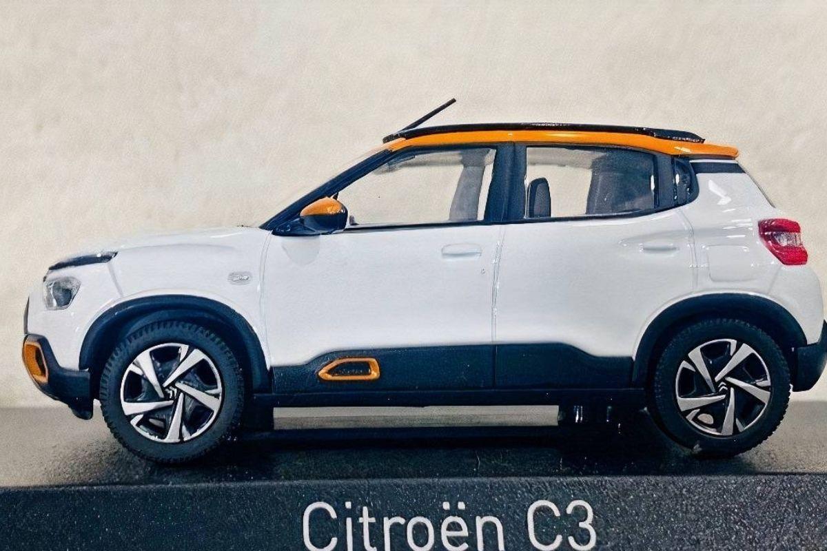 Conheça o novo Citroën C3