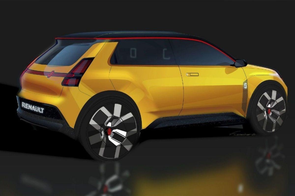 O novo Renault 5