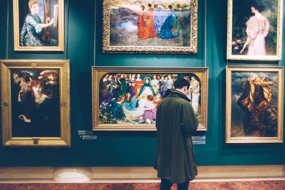 A arte de clonar obras de arte
