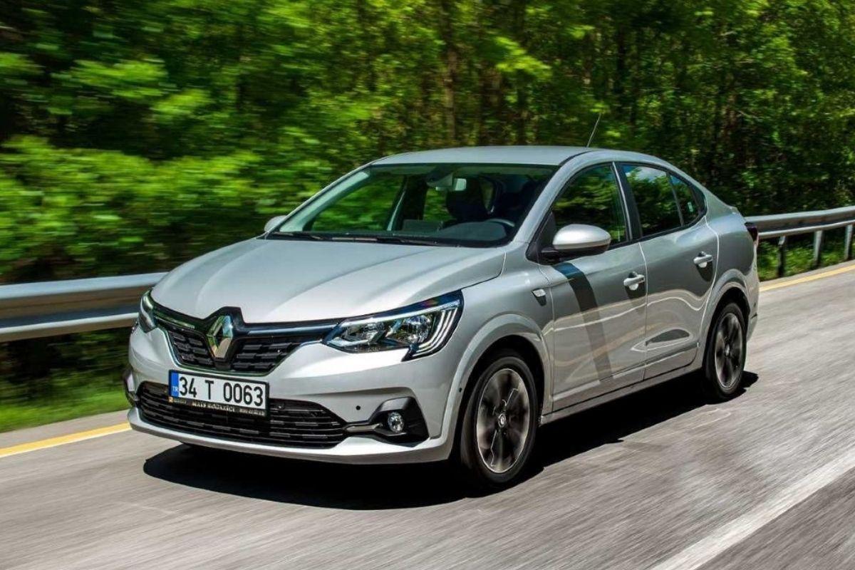 A Renault lançou o Taliant, seria o substituto do Logan