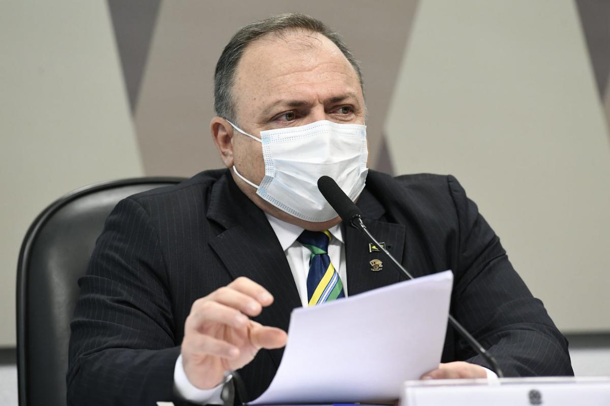 A (turbulenta) ida do ex-ministro Pazuello à CPI da Pandemia