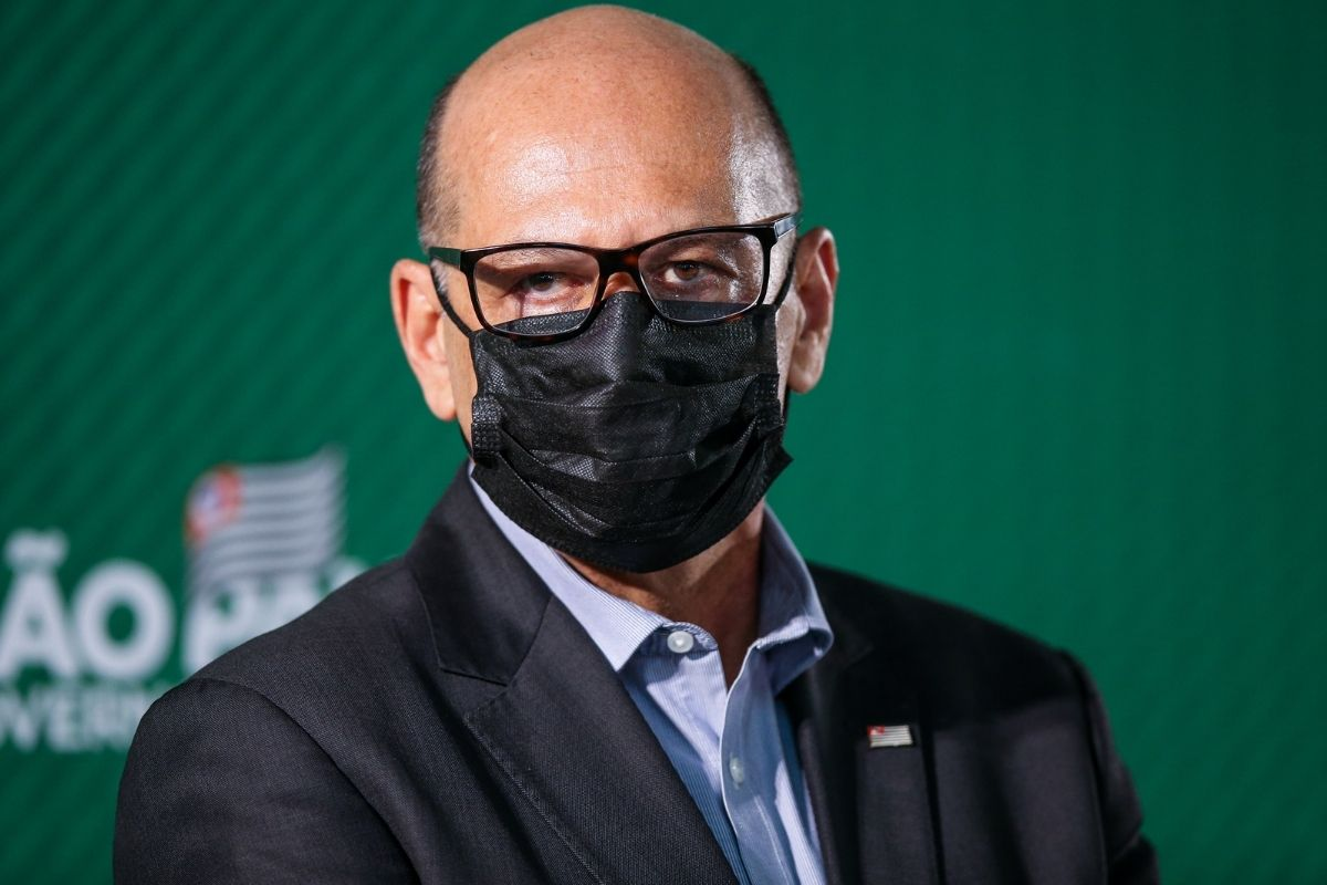 Depoimento de Dimas Covas na CPI da Covid