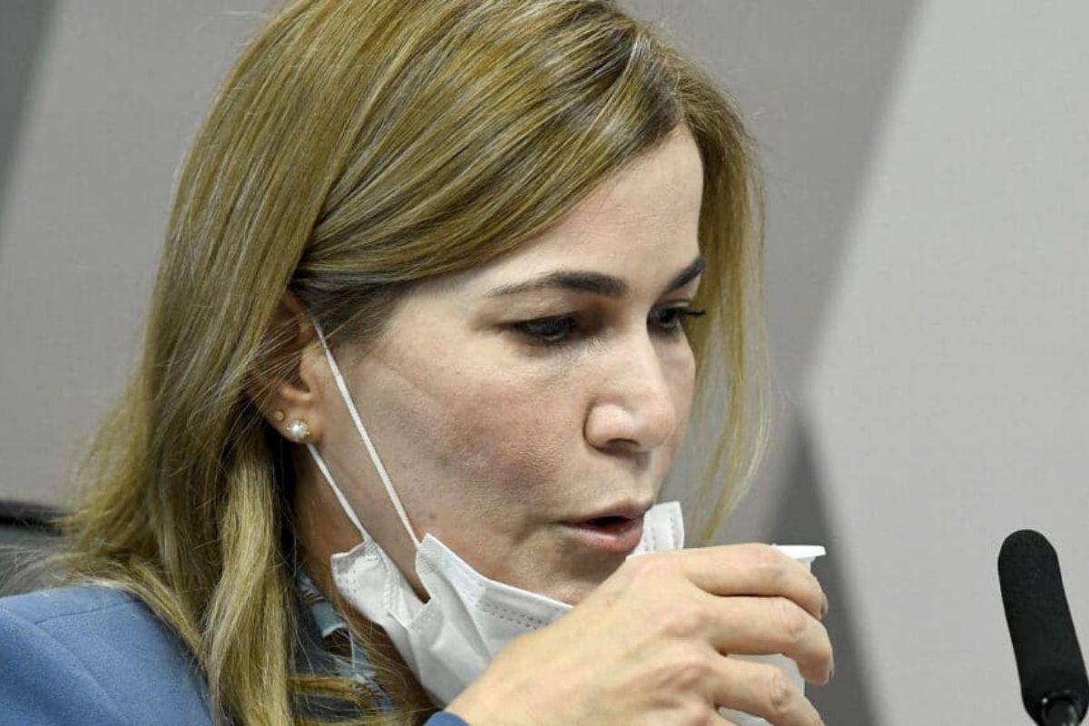 Depoimento de Mayra Pinheiro na CPI da Covid