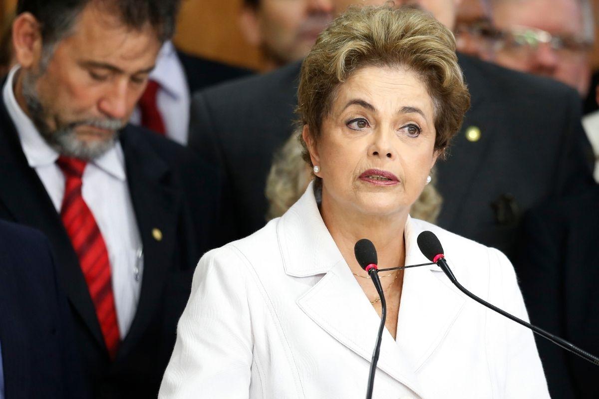 Dilma Rousseff tem mal-estar e é internada