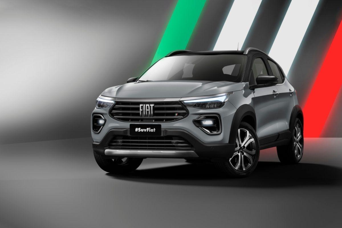 Conheça o novo Fiat SUV