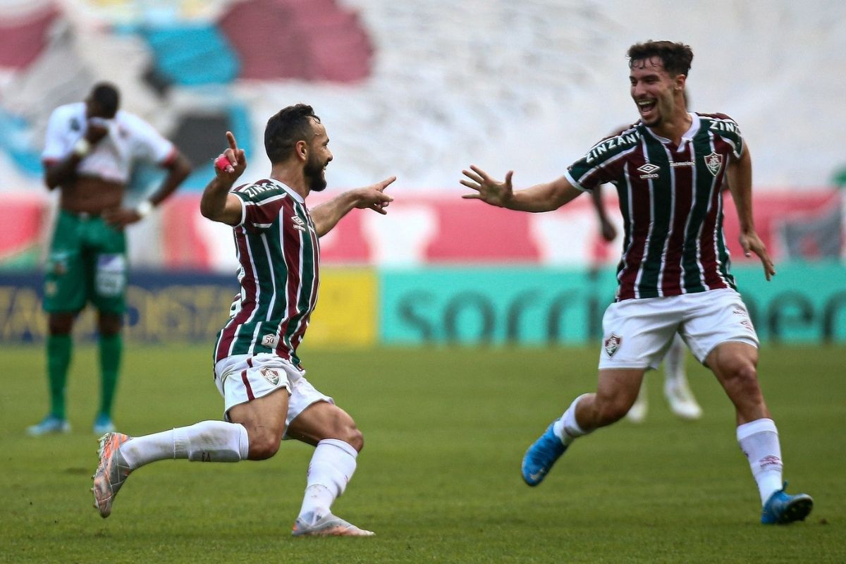 Fluminense viaja para enfrentar River Plate pela Libertadores
