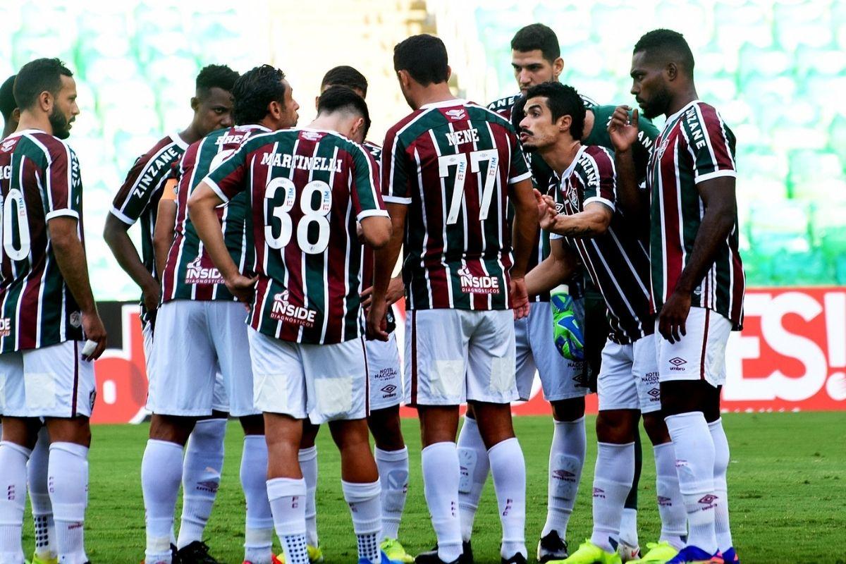Fluminense pode ter mudanças para jogo contra Junior Barranquilla
