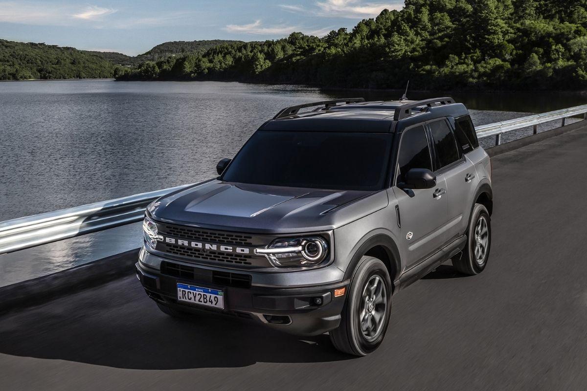 Ford lança Bronco Sport o primeiro depois que saiu do Brasil
