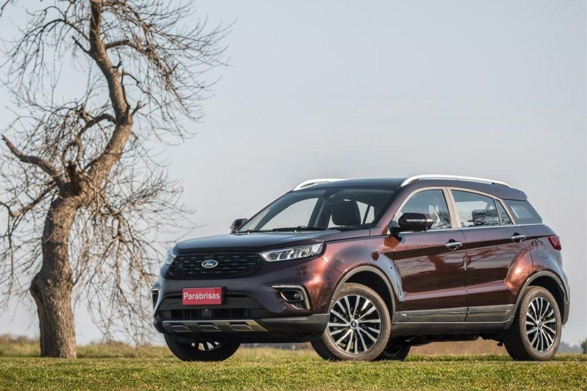 Ford lançará um novo SUV será baseado no Territory