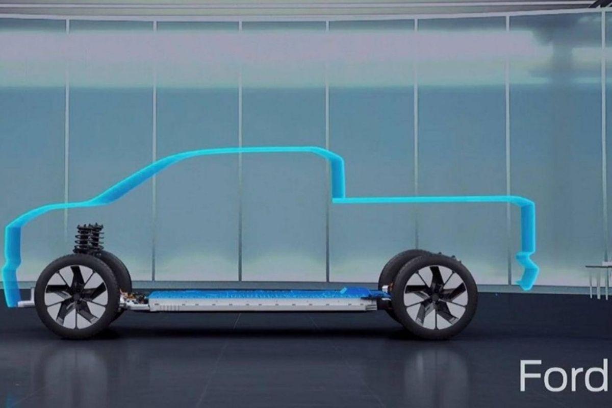 Ford revelou duas novas plataformas para modelos elétricos
