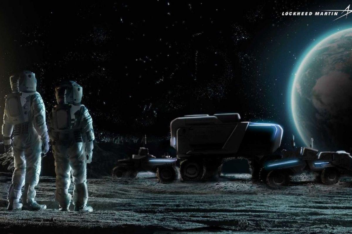 General Motors vai desenvolver Rover lunar para exploração