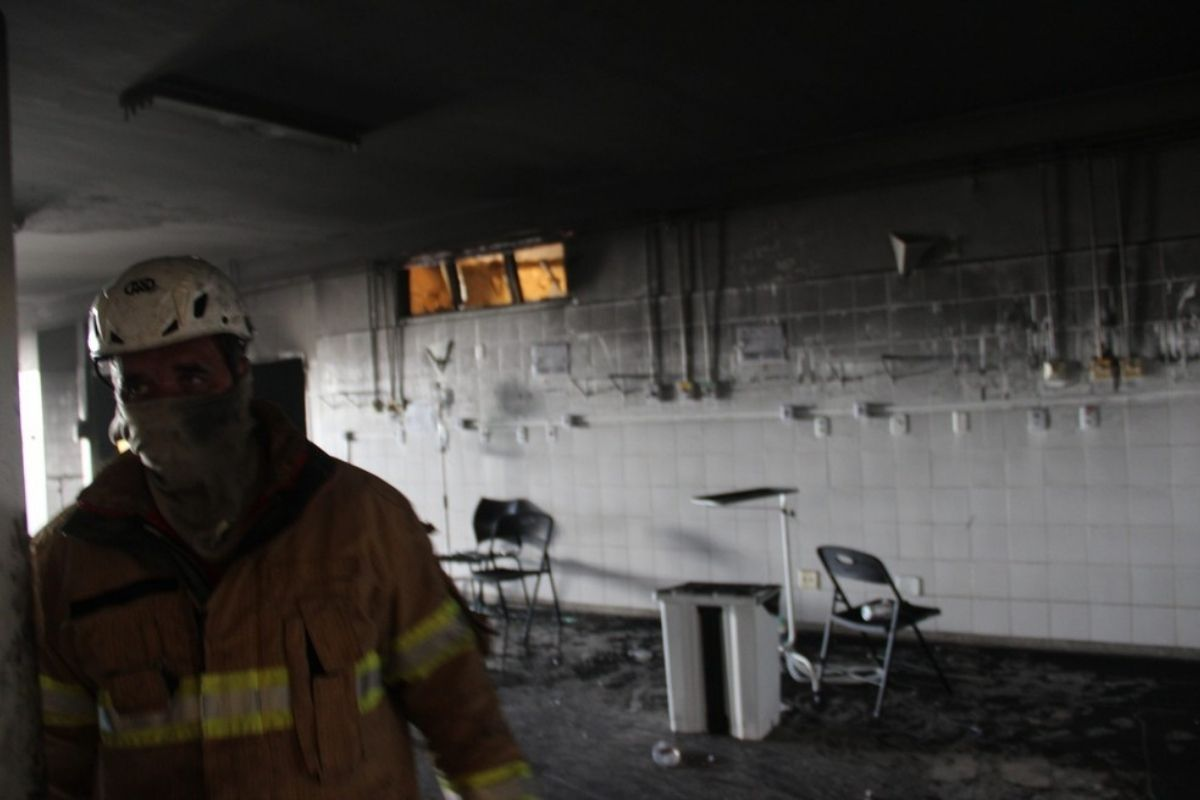 Incêndio em hospital em Aracaju mata quatro pessoas