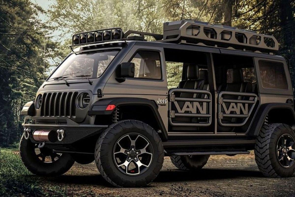 Jeep não terá van destinada ao off-road