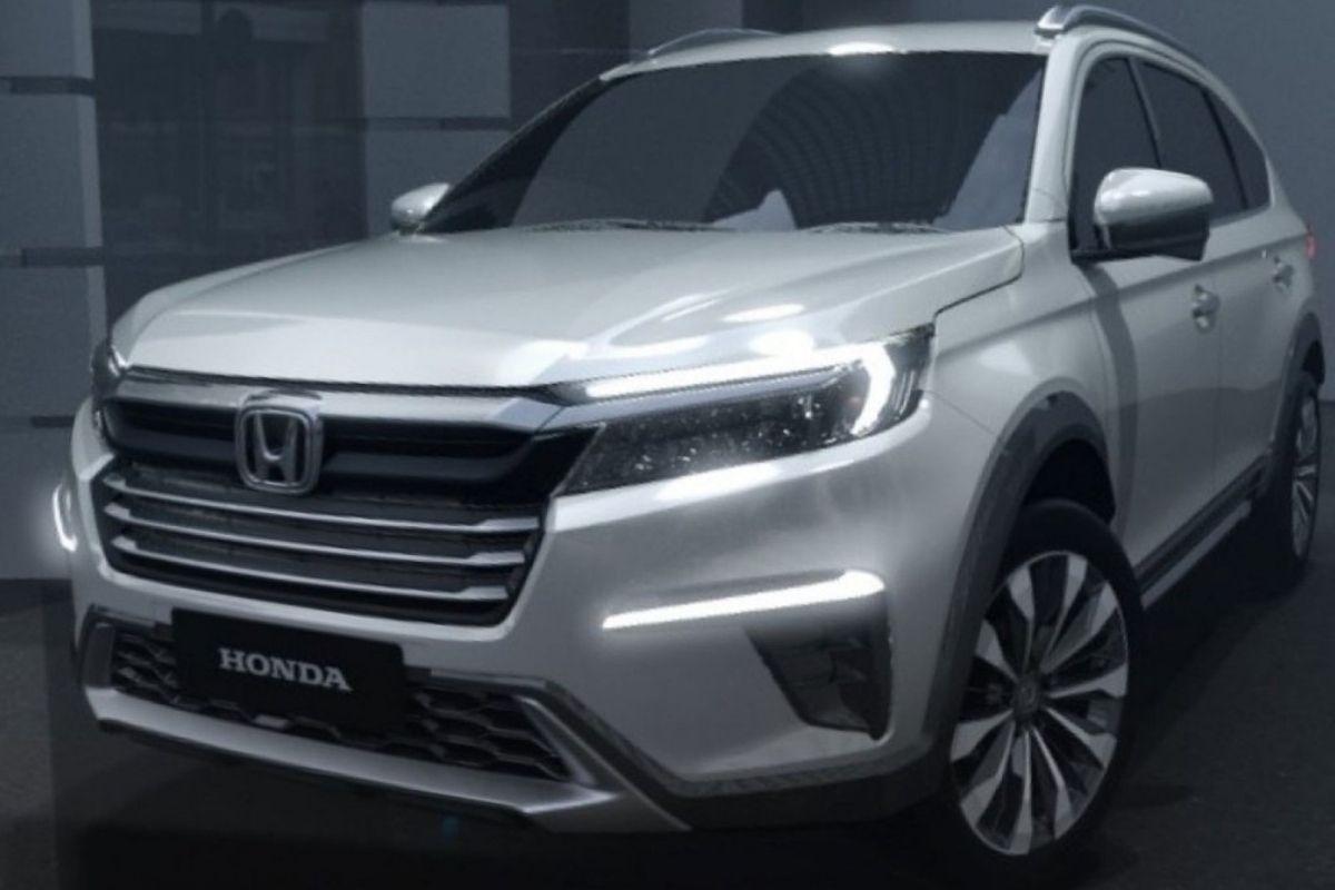 O Honda N7X chegará à América do Sul