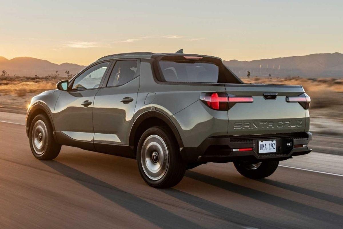 O mercado de picapes de médio porte da Kia e da Hyundai