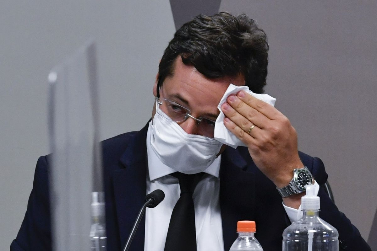 Planalto ignorou negociação de vacinas por dois meses