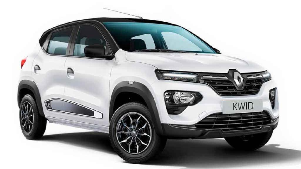 Renault Kwid (Divulgação