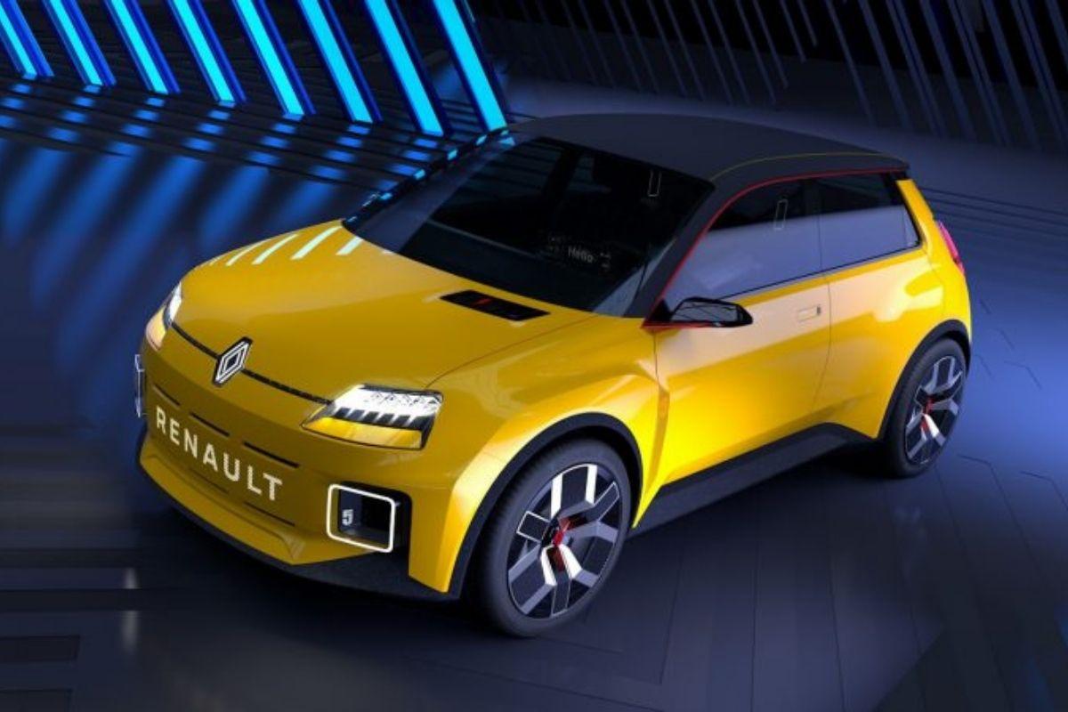 Renault ressurge com modelos retrô