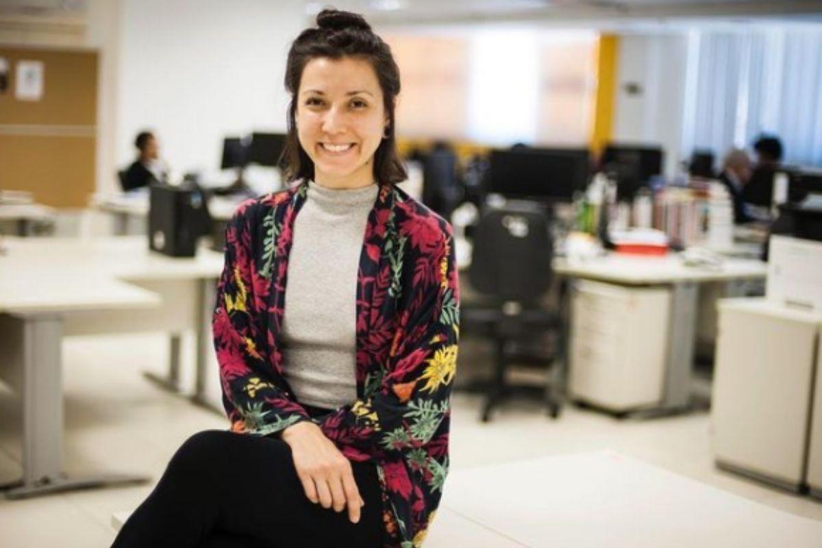 Repórter da EBC recebe título de Jornalista Amiga da Criança