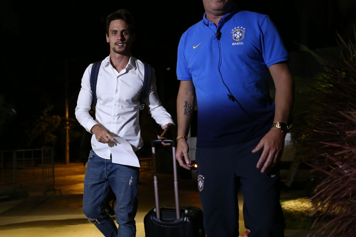 Rodrigo Caio é convocado por Tite para enfrentar Equador e Paraguai