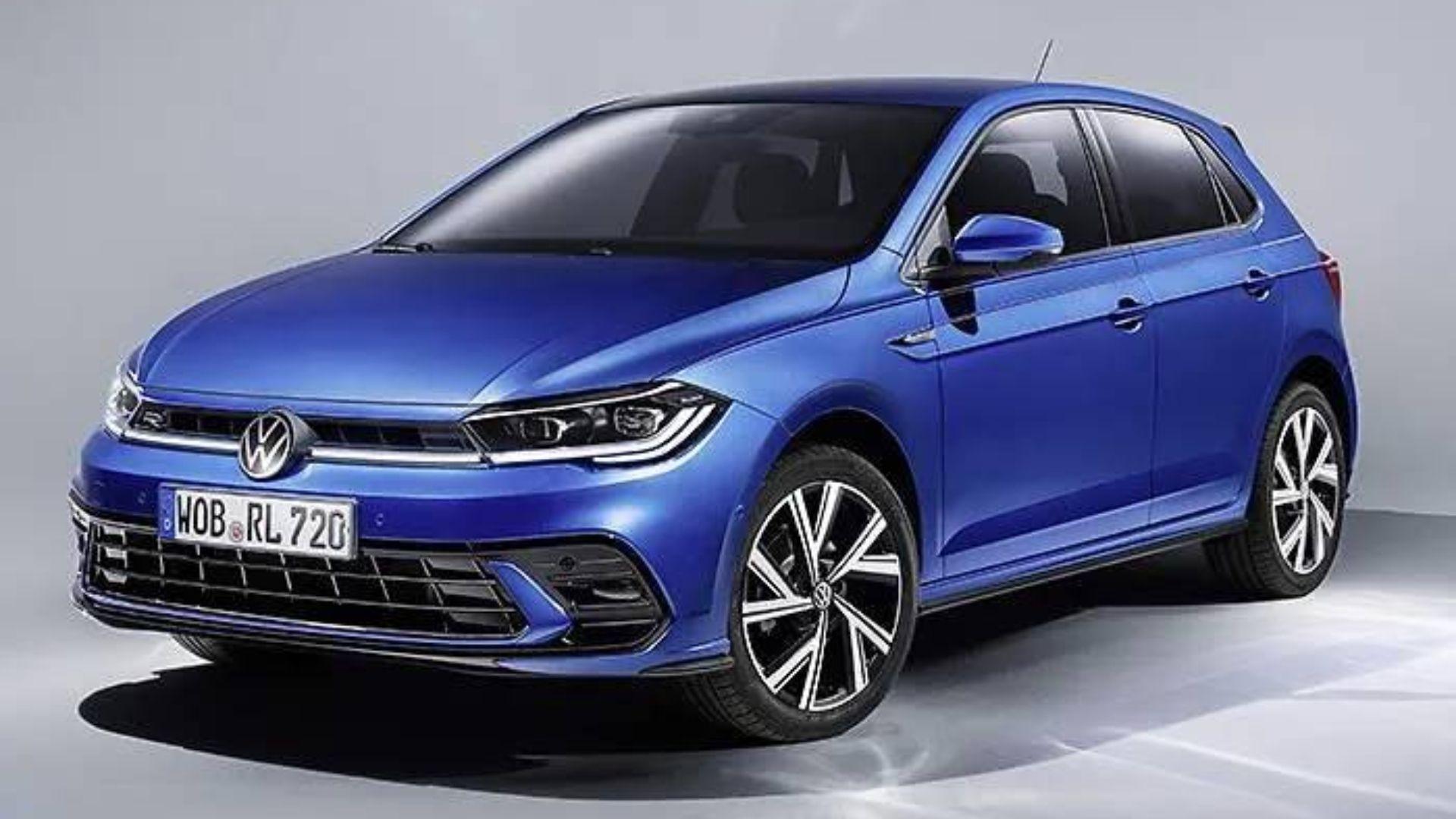 Volkswagen mostra a primeira imagem do novo Polo GTI