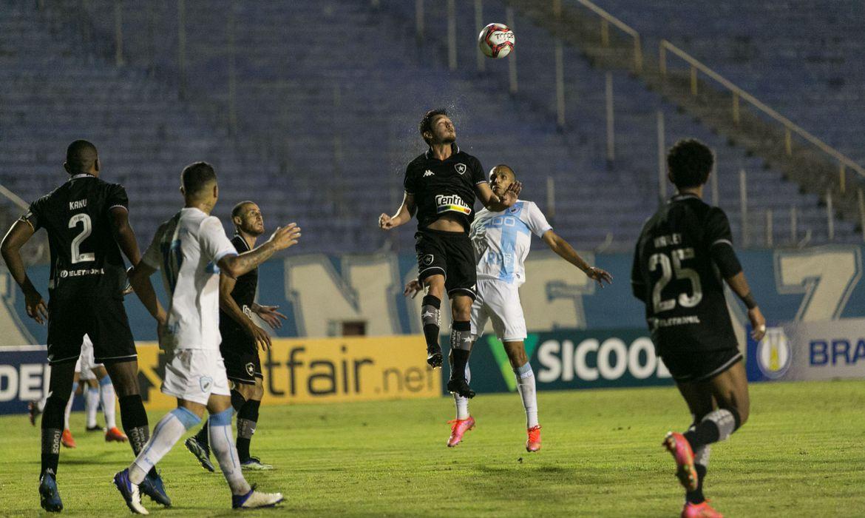 serie-b:-em-jogo-de-quatro-gols,-londrina-e-botafogo-empatam