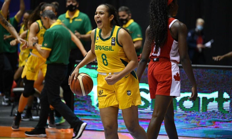 basquete:-brasil-supera-canada-e-leva-bronze-na-copa-america-feminina