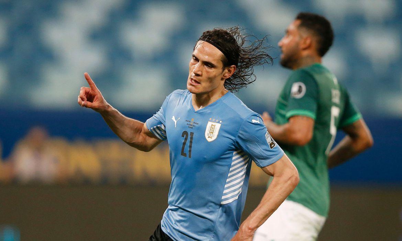 copa-america:-uruguai-derrota-bolivia-e-avanca-para-quartas