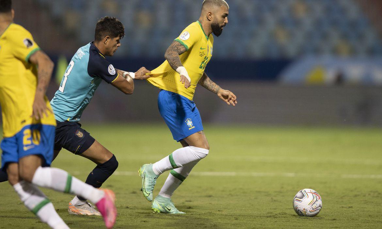 copa-america:-com-time-alternativo,-brasil-empata-com-equador