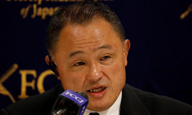"olimpiada:-""nao-ha-maneira-de-impedir-chegada-do-virus"",-diz-yamashita"