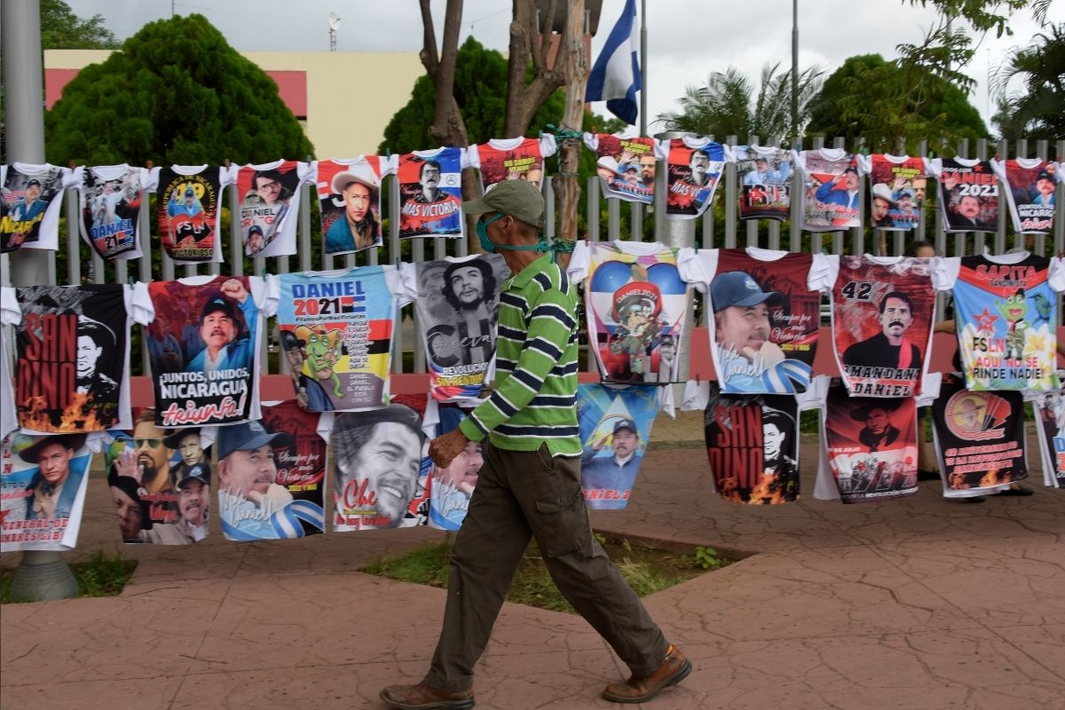 A Revolução Sandinista virou uma ditadura populista