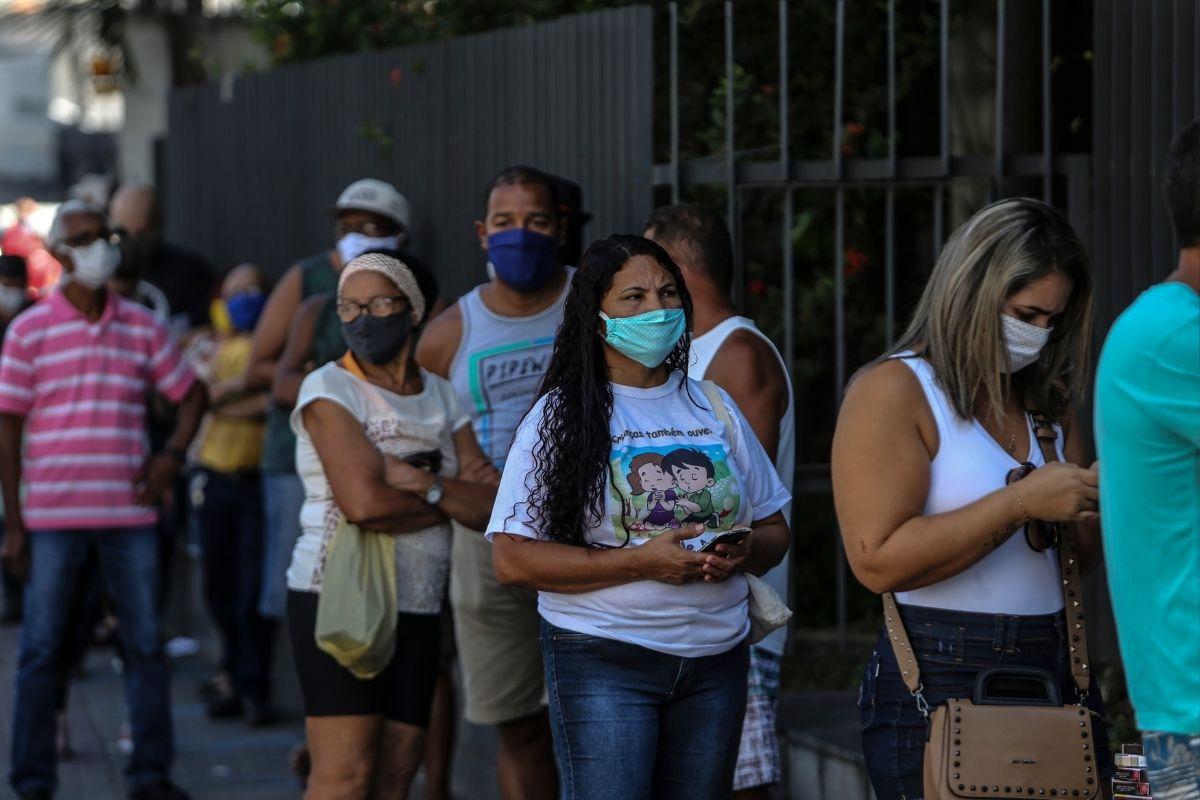 Apenas 5,5 milhões de pessoas se vacinaram contra a gripe em São Paulo