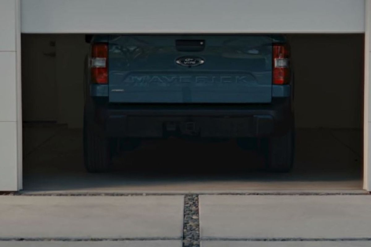 Apresentação do novo Ford Maverick