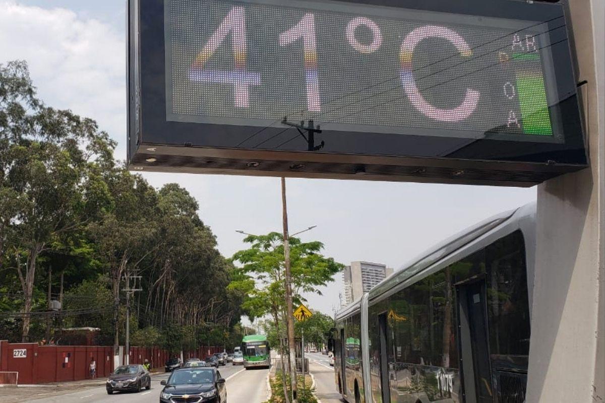 Aquecimento global é o motivo de 37% das mortes por calor no mundo